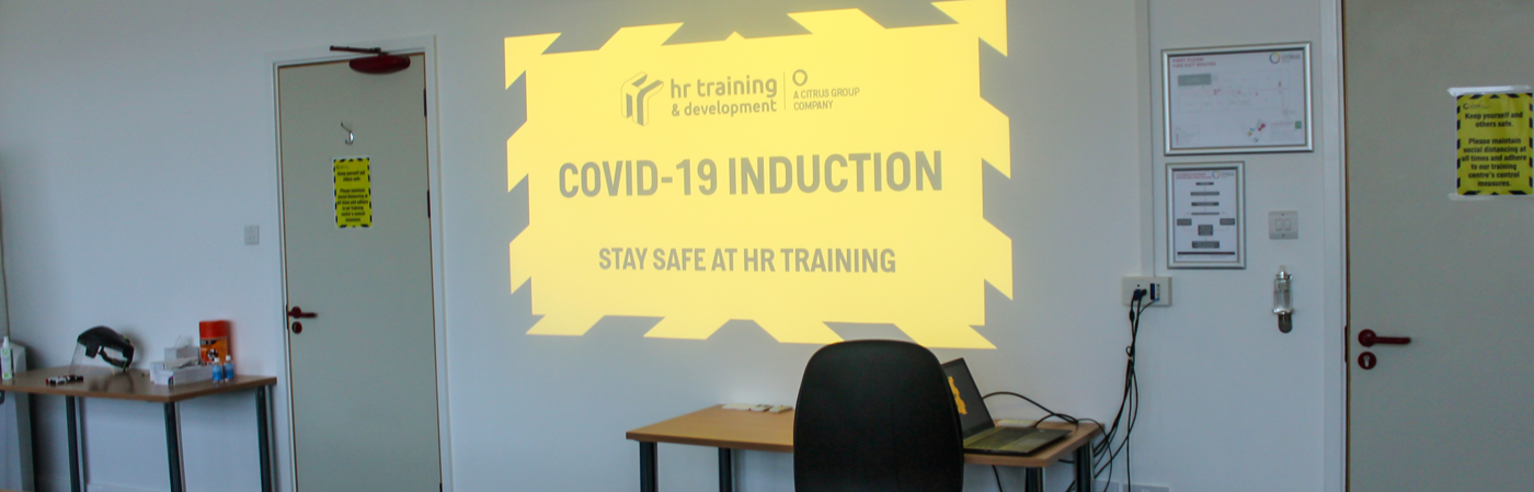 STAY SAFE AT HR TRAINING