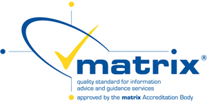 Accredited for Matrix Standard